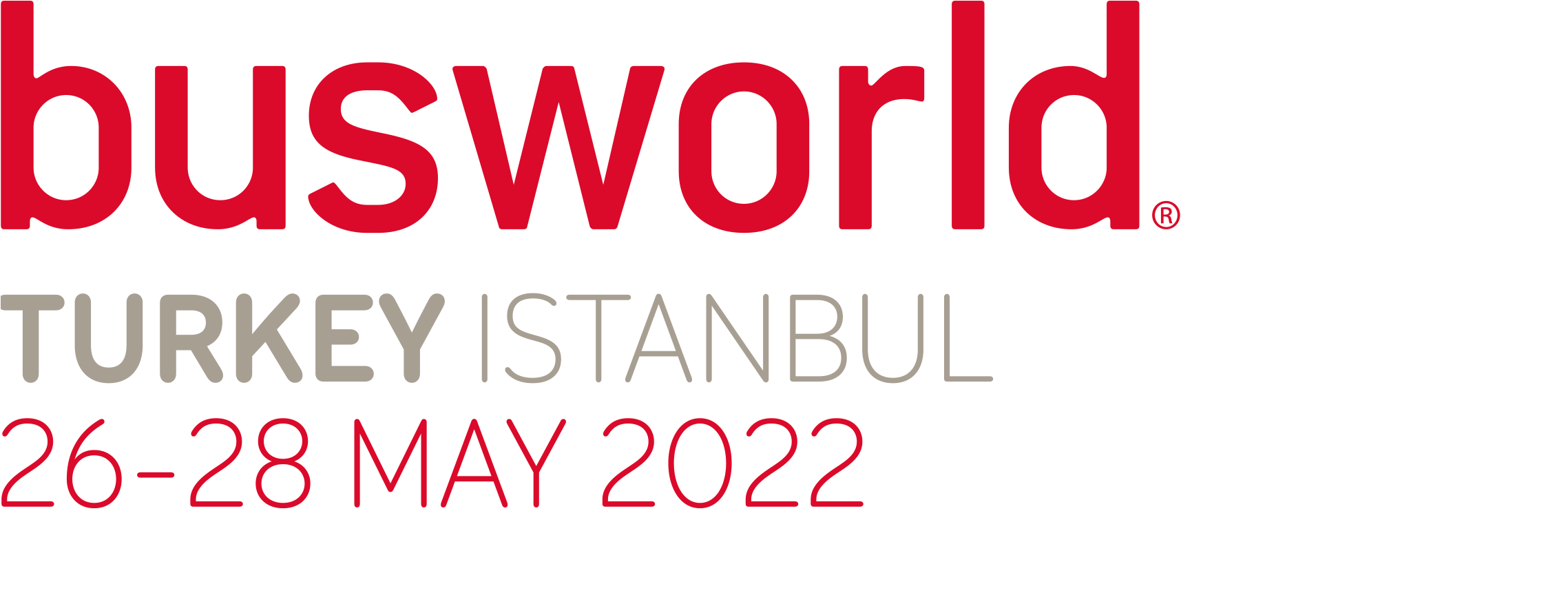 Busworld Europe 2021 logo